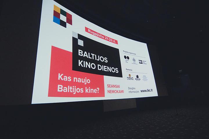 """Lietuvoje prasidėjo ir prie ekranų kviečia trečiosios """"Baltijos kino dienos"""""""