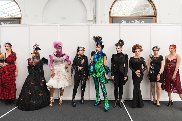 Lietuvos metų vizažistė Diana Rakickaja triumfavo Londone