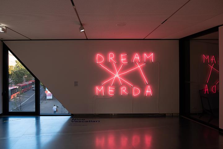 Nico Vascellari x MO muziejus