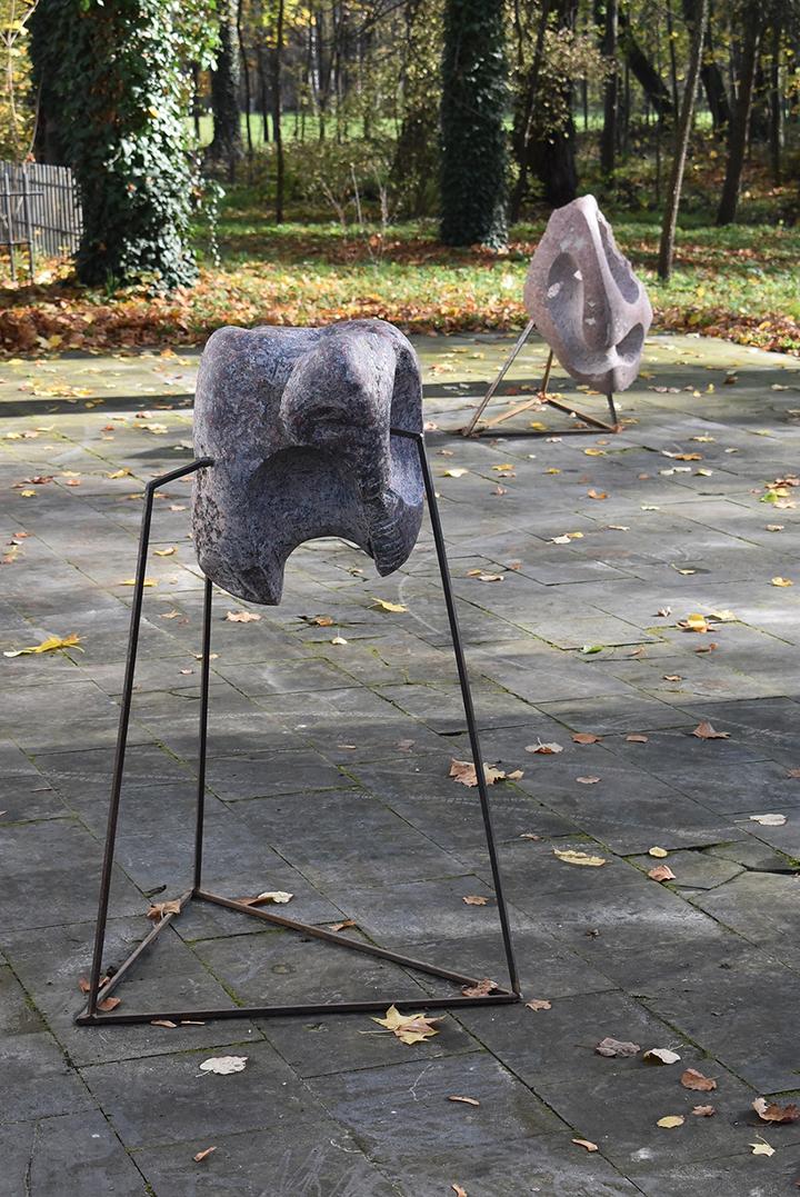 Jaunieji Lietuvos skulptoriai