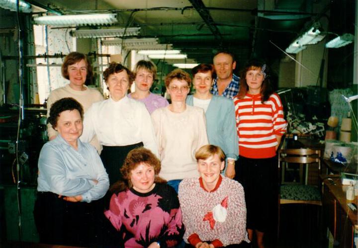 Savito Stiliaus 25 metai drabužių pramonėje