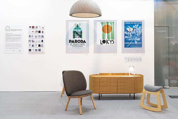 """A House Full of Creativity"" lietuviško dizaino paroda Vienoje"