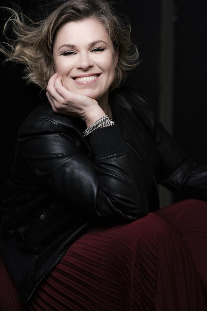 """Aktorė Aldona Vilutytė: """"Noriu dalintis tuo, kas man įdomu ir svarbu"""""""