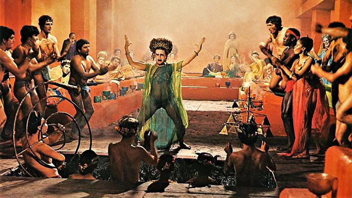 """100-osios Federico Fellini metinės su restauruota """"Satyrikono"""" versija"""
