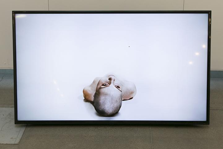 Lauros Sabaliauskaitės video instaliacijų paroda