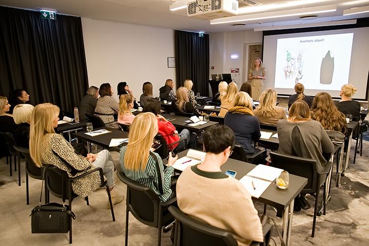 Mados verslo institute mokys tvarumo