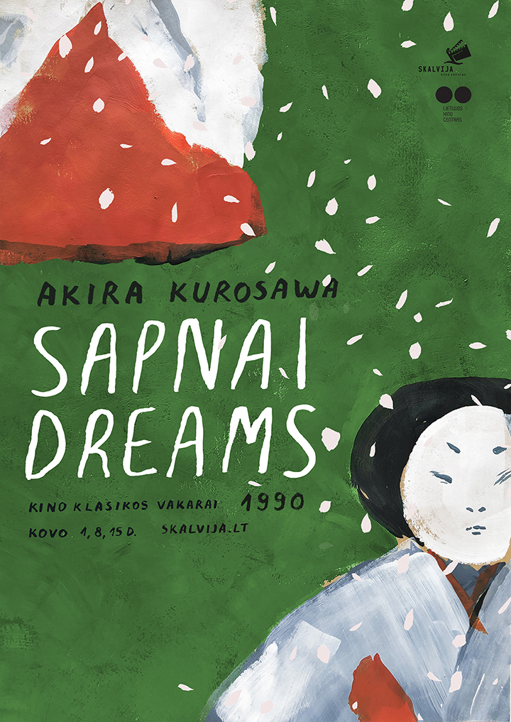 """Kerintys Akiros Kurosawos """"Sapnai"""" iš Japonijos"""