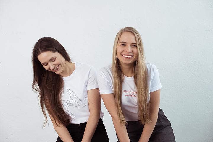 Jūratė Gutauskienė ir Kristina Uosytė