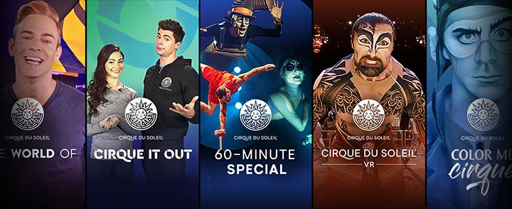"""""""Cirque du Soleil"""" reaguoja į padėtį pasaulyje ir pristato unikalų projektą"""