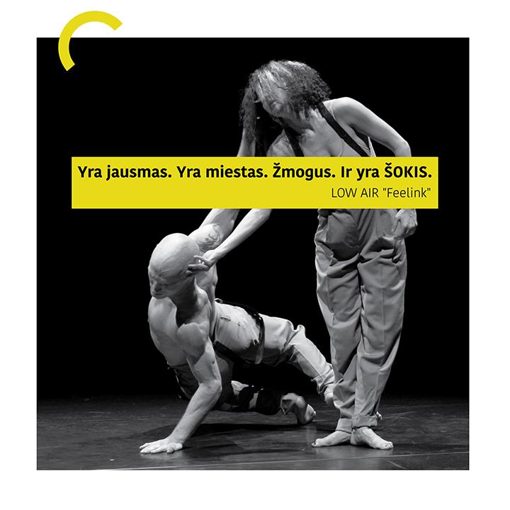 Kultūra už lango: šokis atkeliauja į didžiųjų miestų kiemus