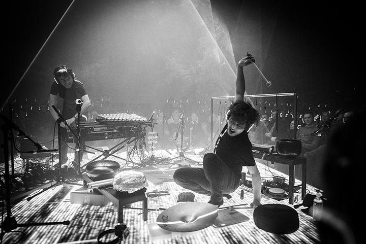 "Paulius Kilbauskas pristato ""Elements Live"""