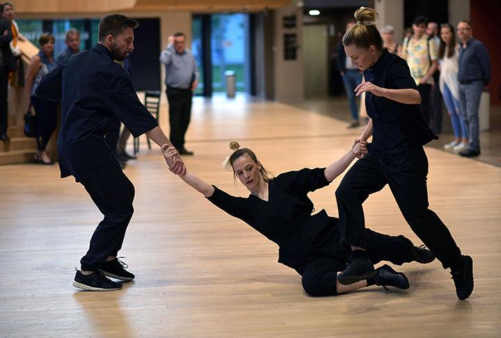 """""""Naujasis Baltijos šokis"""" dovanoja vasaros šokio programą"""