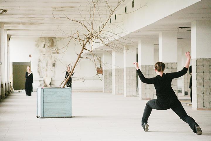 Airai Naginevičiūtei suteiktas šiuolaikinio šokio profesorės laipsnis