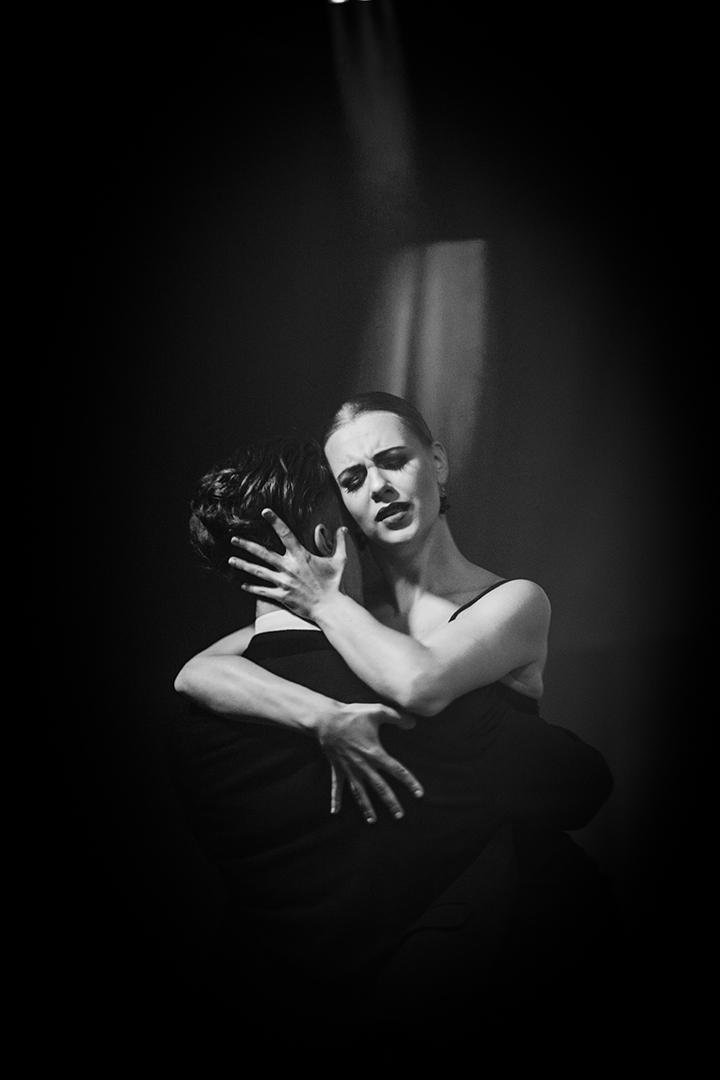 Vidurnakčio tango Vilniuje
