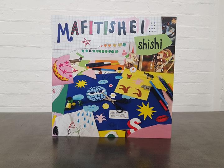 """shishi"" pristato albumą ""MAFITISHEI"" ir vinilo plokštelę"