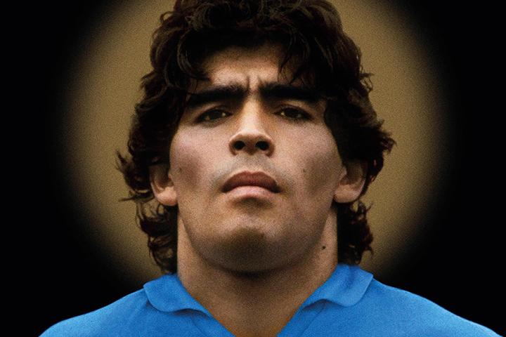 """Kadras iš filmo """"Diego Maradona"""""""