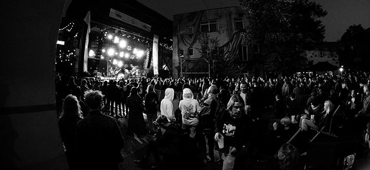 """Pirmoji """"Loftas Fest"""" diena: galingos gitaros ir geros emocijos"""