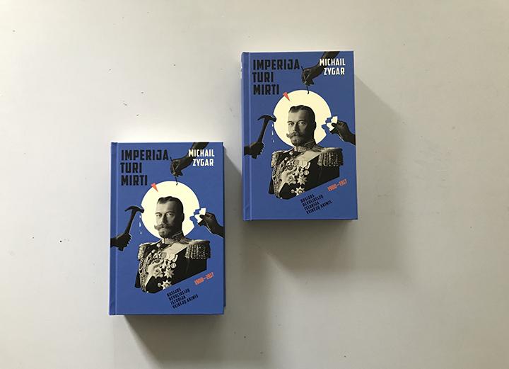 Knyga apie Rusijos revoliucijos išvakares brėžia paraleles su šiandienos įvykiais
