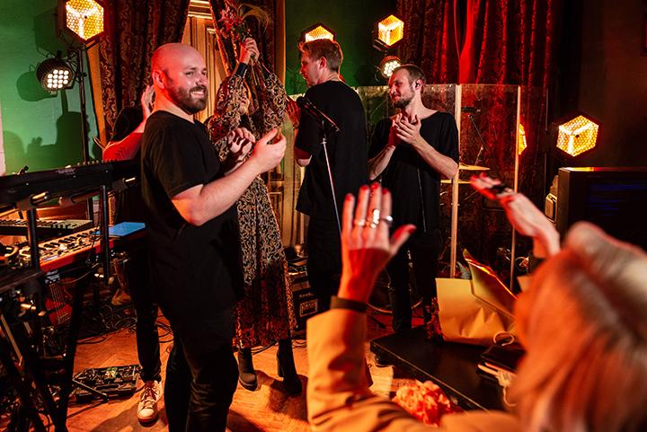 Justė Kraujelytė pristatė debiutinį albumą