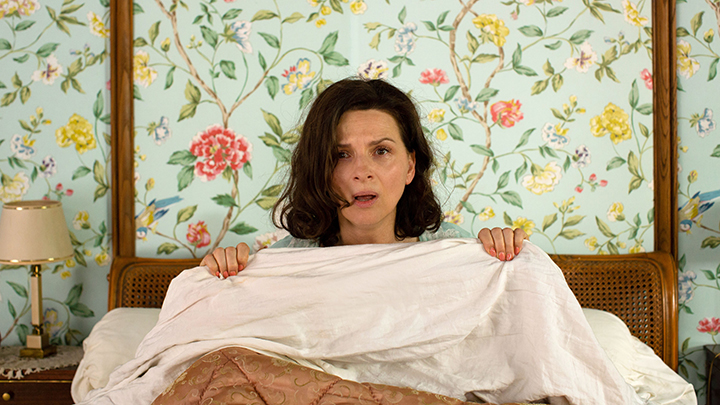 Į kino ekranus sugrįžta Juliette Binoche