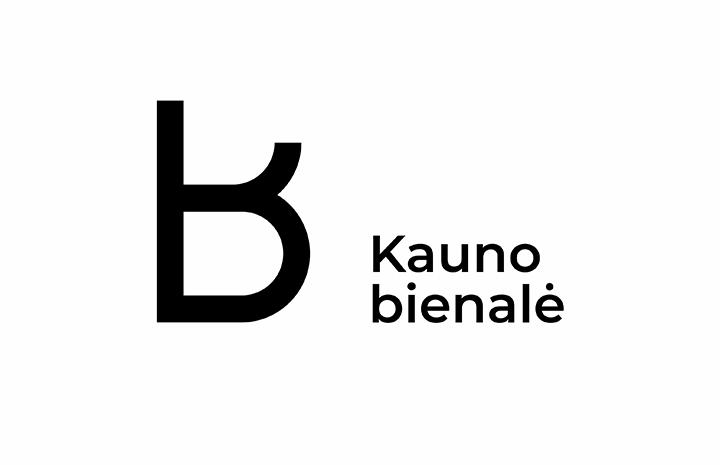 Naujas Kauno bienalės logotipas: simboliu žymės šiuolaikinio meno patirtis