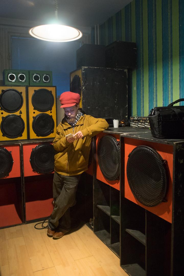 Žiūrėk, koks garsas. Vilniaus garso sistemų kultūra