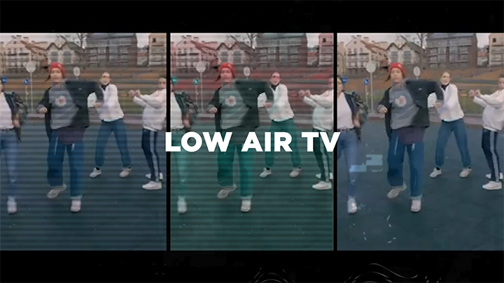 LOW AIR TV