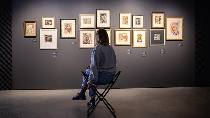 Mindfulness: dėmesingo įsisąmoninimo užsiėmimai muziejuje