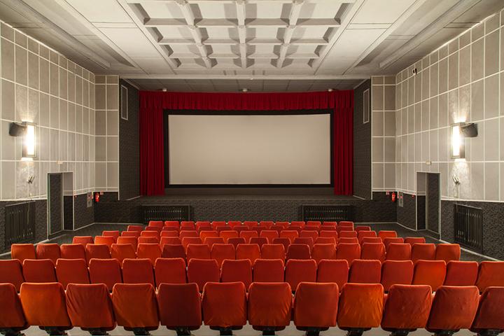 Kas slypi už seno kino teatro fasado?