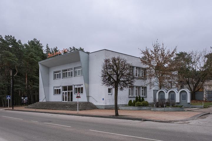 """Instaliacija """"Projektorinė. Kino teatras regione"""" aplankys keturis Lietuvos miestus"""