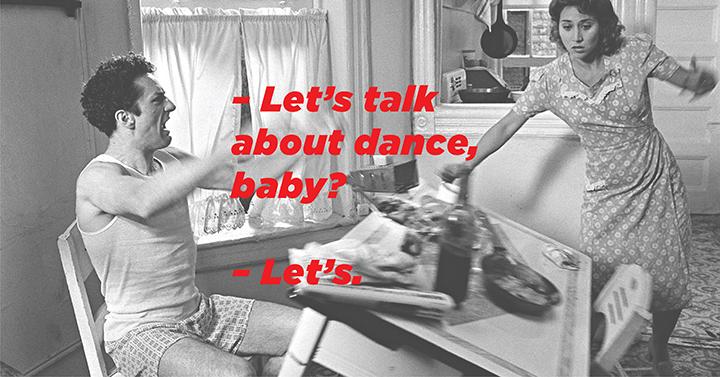Šokio pusryčiai : Let's talk about dance, baby?