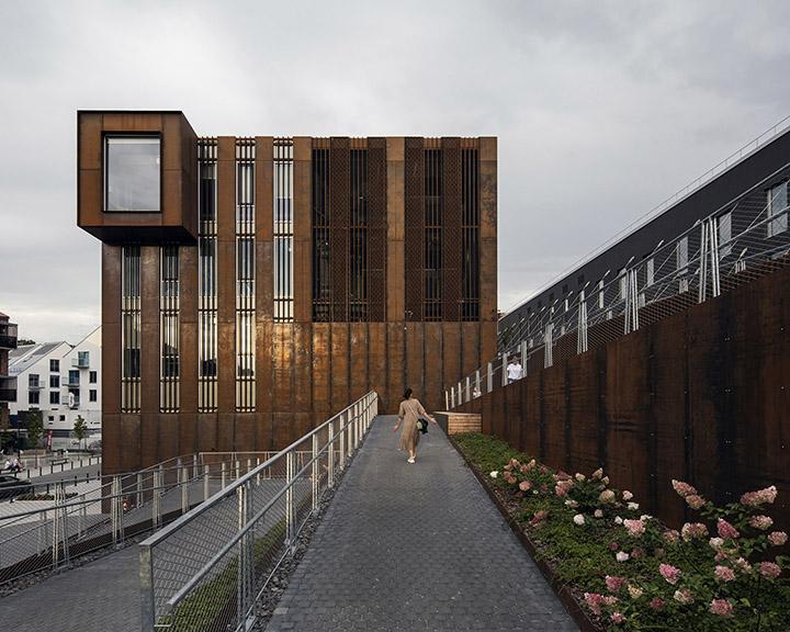Pokalbiai tarp Lietuvos, Belgijos ir Ispanijos pastatų apie miestų įveiklinimą