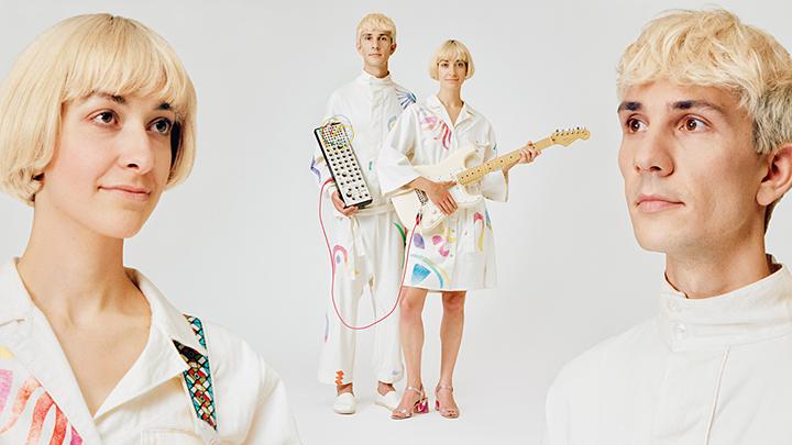 """Naujas lietuviškas duetas – """"Superkoloritas"""""""