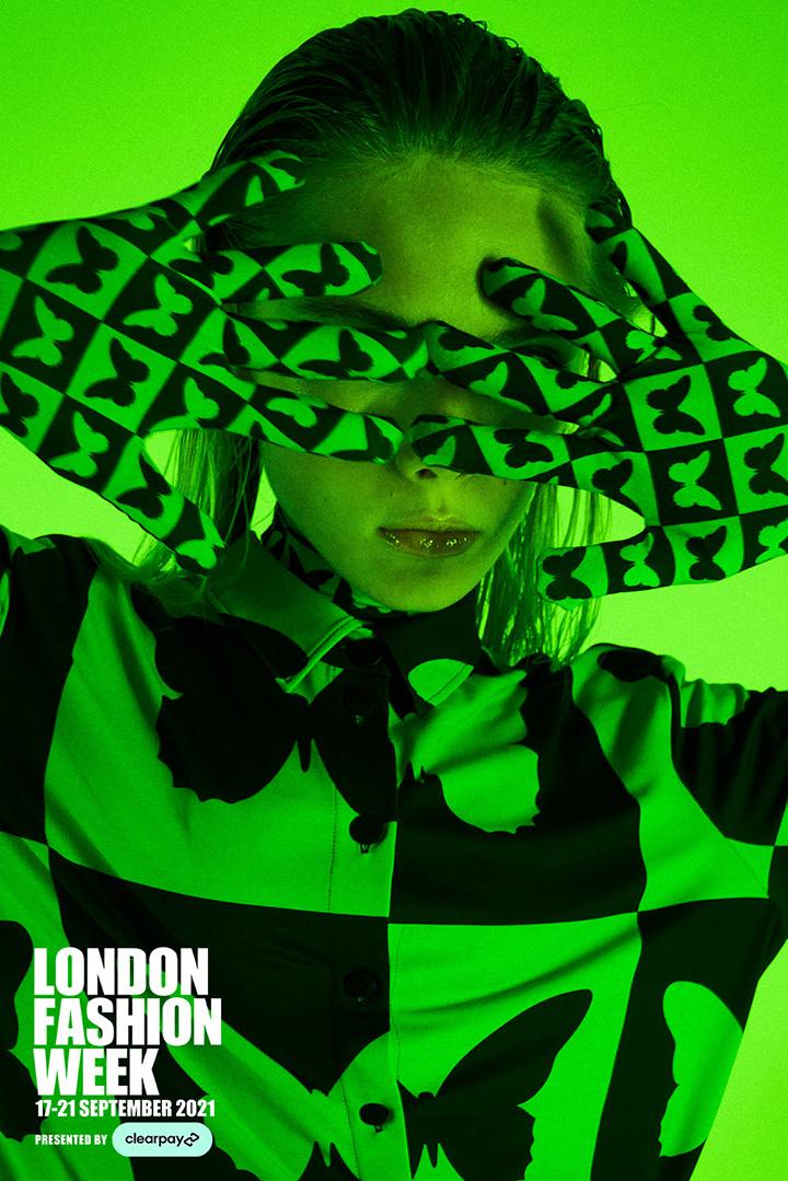 Agnė Kuzmickaitė Londono mados savaitėje pristatė naujausią kolekciją