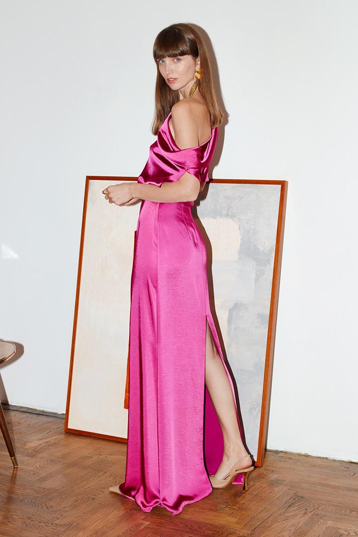 UNDRESS suknelių kolekciją – apie laisvę puoštis