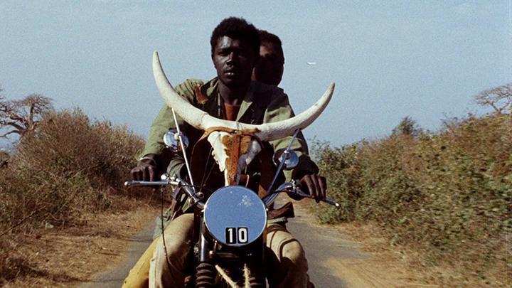 Reta galimybė kino ekrane išvysti garsių Senegalo autorių filmus